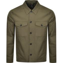 PS By Paul Smith Overshirt Jacket Khaki found on Bargain Bro UK from Mainline Menswear