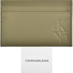 Calvin Klein Jeans Monogram Cardholder Green found on Bargain Bro India from Mainline Menswear Australia for $45.50