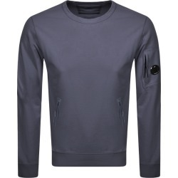 CP Company Crew Neck Sweatshirt Blue found on MODAPINS from Mainline Menswear Australia for USD $226.17