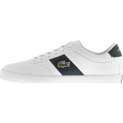 Lacoste Court Master Trainers White found on Bargain Bro UK from Mainline Menswear