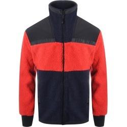 Billionaire Boys Club Sherpa Fleece Jacket Red found on MODAPINS from Mainline Menswear Australia for USD $325.11