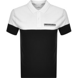 Calvin Klein Jeans Short Sleeved Polo T Shirt Blac found on Bargain Bro UK from Mainline Menswear