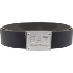 EA7 Emporio Armani Reversible Logo Belt Grey found on Bargain Bro UK from Mainline Menswear