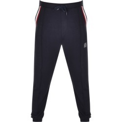 Tommy Hilfiger Tapered Loungewear Bottoms Navy found on Bargain Bro UK from Mainline Menswear