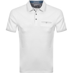 Ted Baker Boomie Polo T Shirt White found on Bargain Bro UK from Mainline Menswear