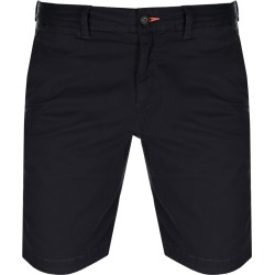 Superdry Slim Chino Lite Shorts Navy found on Bargain Bro India from Mainline Menswear Australia for $53.19