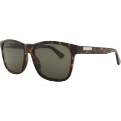 Gucci GG0746S 003 Sunglasses Brown found on Bargain Bro UK from Mainline Menswear
