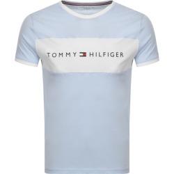 Tommy Hilfiger Logo T Shirt Blue found on Bargain Bro UK from Mainline Menswear
