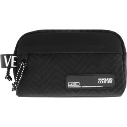 Versace Jeans Couture Baroque Washbag Black found on Bargain Bro UK from Mainline Menswear