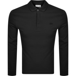 Lacoste Long Sleeved Polo T Shirt Black found on Bargain Bro India from Mainline Menswear Australia for $137.50