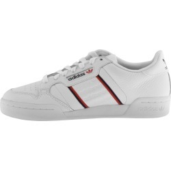 Adidas Originals Continental 80 Trainers White found on Bargain Bro UK from Mainline Menswear