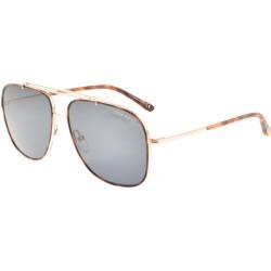Tom Ford Benton Sunglasses Brown found on Bargain Bro UK from Mainline Menswear