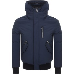 Mackage Dixon Down Bomber Jacket Navy found on Bargain Bro UK from Mainline Menswear