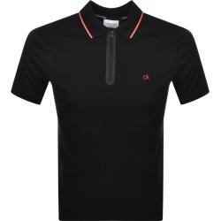 Calvin Klein Liquid Touch Polo T Shirt Black found on Bargain Bro UK from Mainline Menswear