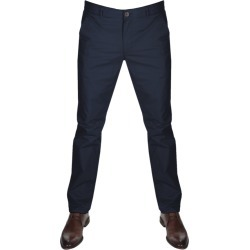 Farah Vintage Elm Chino Trousers Navy found on Bargain Bro UK from Mainline Menswear