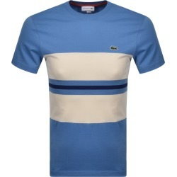 Lacoste Panel T Shirt Blue found on Bargain Bro India from Mainline Menswear Australia for $75.63