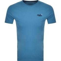 Superdry Short Sleeved T Shirt Blue found on Bargain Bro UK from Mainline Menswear