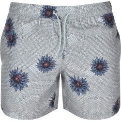 Farah Vintage Colbert Floral Swim Shorts Green found on MODAPINS from Mainline Menswear Australia for USD $44.63