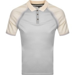 Ted Baker Volume Polo T Shirt Grey found on Bargain Bro UK from Mainline Menswear