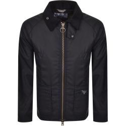 Barbour Beacon Bedale Wax Jacket Navy