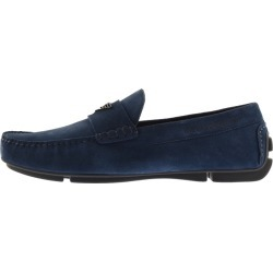 Emporio Armani Suede Driver Shoes Navy found on Bargain Bro UK from Mainline Menswear