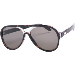 Gucci GG0270S Acetate Sunglasses Brown found on Bargain Bro UK from Mainline Menswear