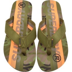 Superdry Trophy 2.0 Flip Flops Khaki found on Bargain Bro India from Mainline Menswear Australia for $23.93