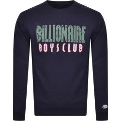 Billionaire Boys Club Logo Sweatshirt Navy found on MODAPINS from Mainline Menswear Australia for USD $251.22