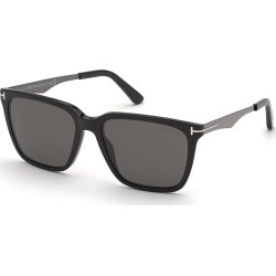 Tom Ford FT0862 01D Sunglasses Black found on Bargain Bro UK from Mainline Menswear