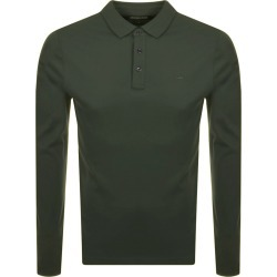Michael Kors Long Sleeved Polo T Shirt Green found on Bargain Bro UK from Mainline Menswear