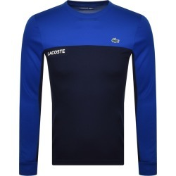 Lacoste Sport Long Sleeved T Shirt Blue found on Bargain Bro India from Mainline Menswear Australia for $89.37