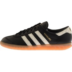 adidas Originals Hamburg Trainers Black found on Bargain Bro UK from Mainline Menswear