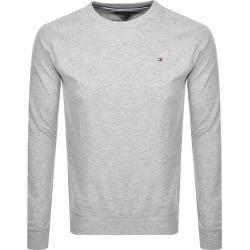 Tommy Hilfiger Loungewear Logo Sweatshirt Grey found on Bargain Bro UK from Mainline Menswear