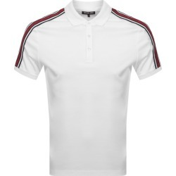 Michael Kors Logo Tape Polo T Shirt White found on Bargain Bro UK from Mainline Menswear