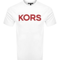 Michael Kors Plain Logo T Shirt White found on Bargain Bro UK from Mainline Menswear