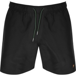 Farah Vintage Colbert Swim Shorts Black found on MODAPINS from Mainline Menswear Australia for USD $48.69
