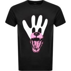 Diesel T Diego Short Sleeved T Shirt Black found on Bargain Bro UK from Mainline Menswear
