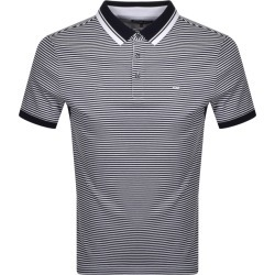 Michael Kors Feeder Tipped Polo T Shirt Navy found on Bargain Bro UK from Mainline Menswear