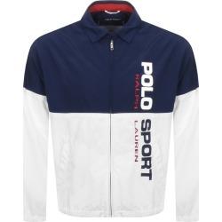 Ralph Lauren Polo Sport Windbreaker Jacket Navy found on Bargain Bro UK from Mainline Menswear