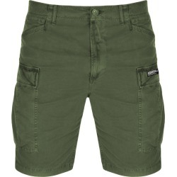 Superdry Core Cargo Lite Shorts Green found on Bargain Bro UK from Mainline Menswear