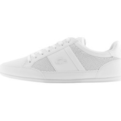 Lacoste Chaymon Trainers White found on Bargain Bro UK from Mainline Menswear