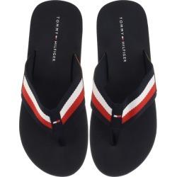 Tommy Hilfiger Corporate Beach Sliders Navy found on Bargain Bro UK from Mainline Menswear