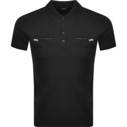 Diesel T Rendy Polo T Shirt Black found on Bargain Bro from Mainline Menswear for £57