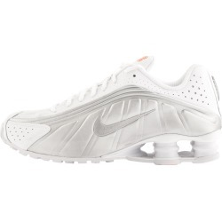 Nike Shox R4 Trainers White found on Bargain Bro UK from Mainline Menswear