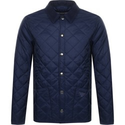 Barbour Beacon Starling Quilted Jacket Navy found on Bargain Bro UK from Mainline Menswear