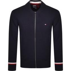 Tommy Hilfiger Baseball Sweatshirt Navy found on Bargain Bro UK from Mainline Menswear