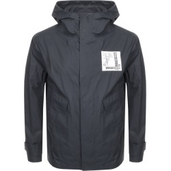 Versace Collection Parka Hooded Jacket Black found on Bargain Bro UK from Mainline Menswear