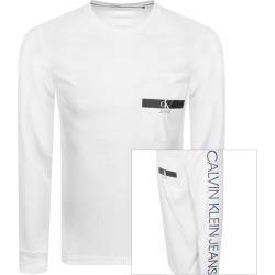 Calvin Klein Jeans Iridescent Long Sleeved T Shirt found on Bargain Bro UK from Mainline Menswear