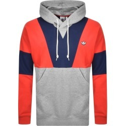 Adidas Originals Panelled Hoodie Red found on Bargain Bro UK from Mainline Menswear