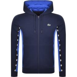 Lacoste Sport Full Zip Hoodie Navy found on Bargain Bro UK from Mainline Menswear